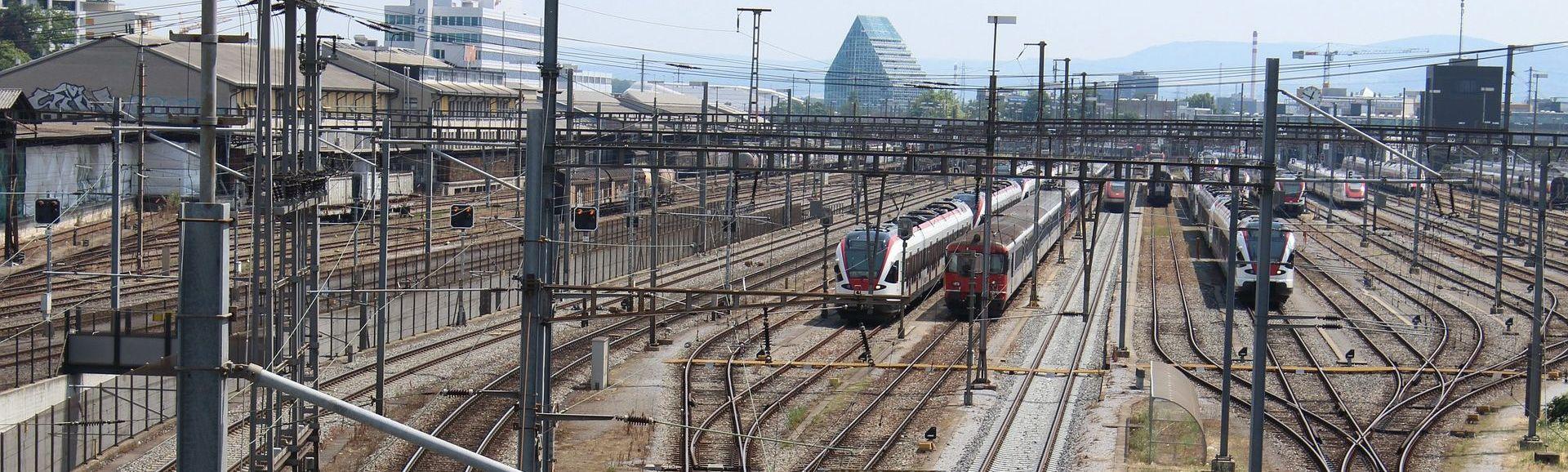 realizacja wszelkiego rodzaju prac w zakresie automatyki kolejowej